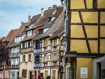 Colmar and day trips