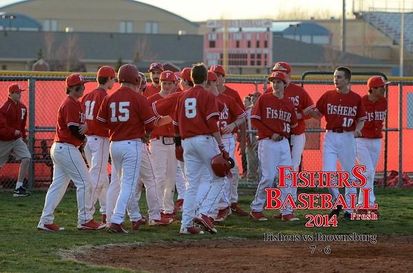2014 FHS Baseball Fresh