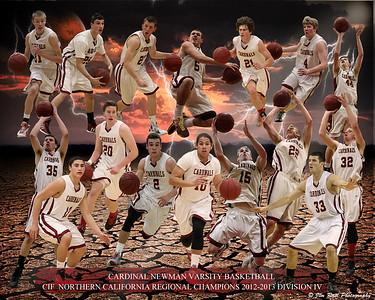 Special Team Gallery Varsity Basketball 16x20