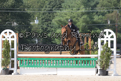 Equitation 17 and under