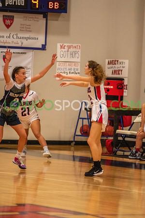HHCA vs. HHP girls basketball (01/22/21)