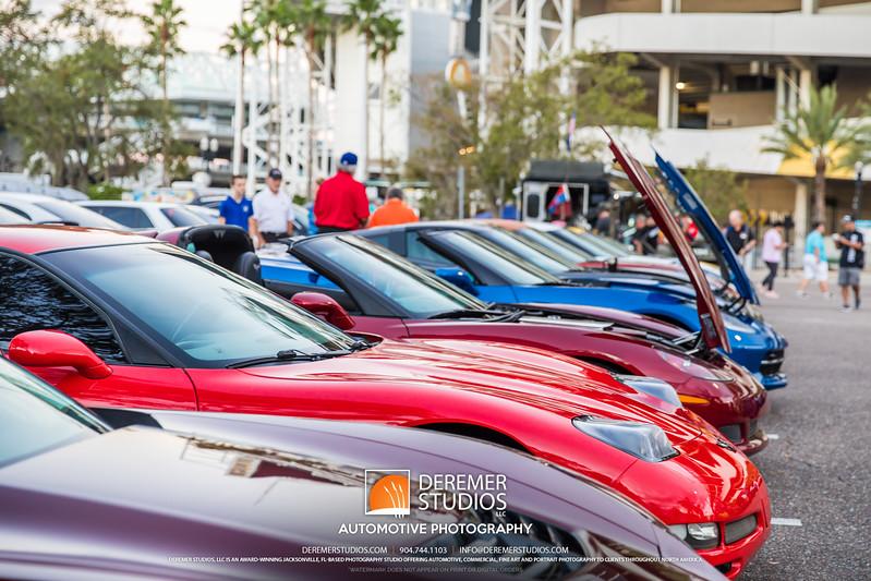 2017 10 Cars and Coffee - Everbank Field 006A - Deremer Studios LLC