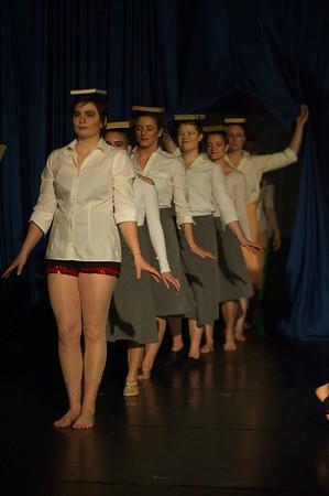PT16.17 Wayward Ladies' dress