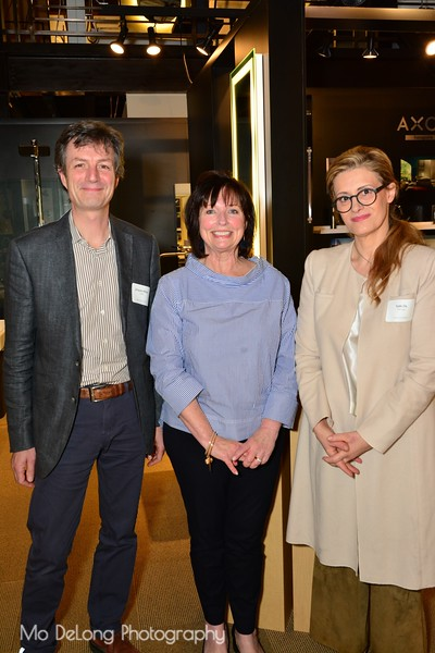 Jacques-Alban Callies, Charlene Rouspil and Isabelle McGee