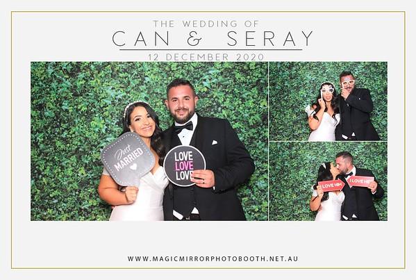 Can & Seray's Wedding - Gledswood Winery