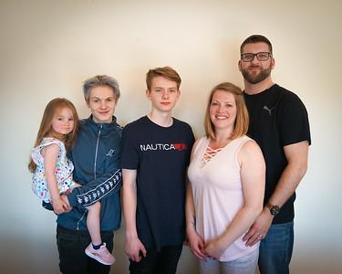 Hannah Family Easter 2019