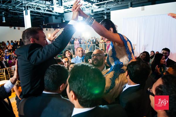Krupa and Tejas: Wedding Reception