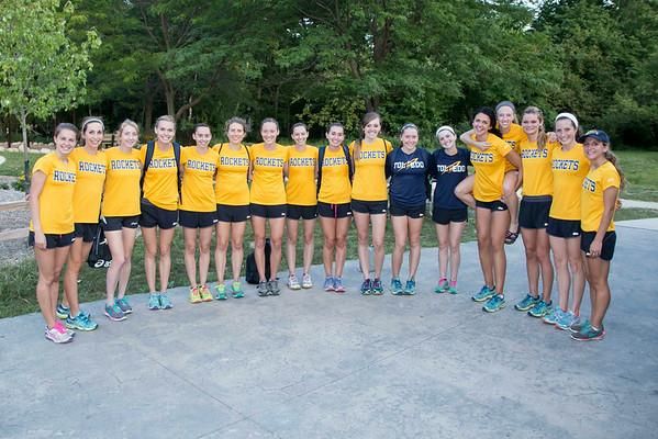 UT Cross Country 08-29-2014