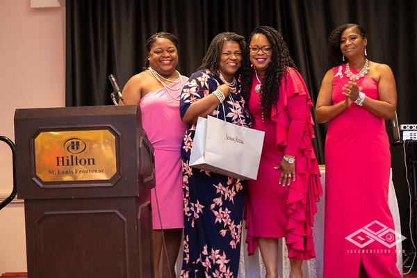 Valeda's Hope Pink & Pearls 2019