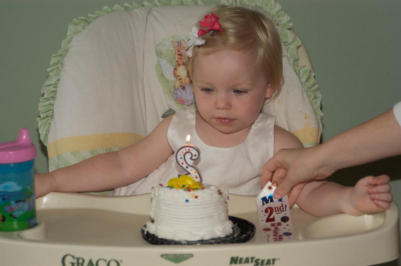 Callie's 2nd birthday