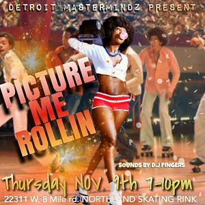 Northland Roller Rink 11-9-17 Thursday