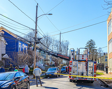 Residential Structure Fire - 24 High Street - City of Poughkeepsie Fire Department 3/15/2020