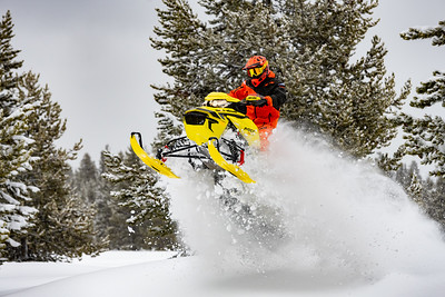 2020 Ski-doo MXZ-XRS 850E