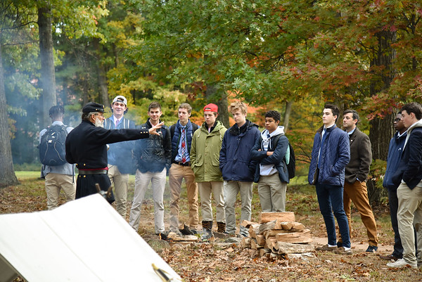 Civil War History with Mr. Custer