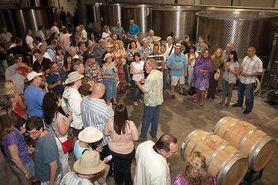 Talbott Wine Club Party