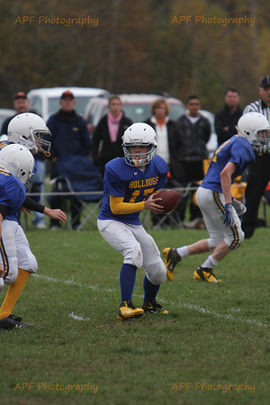 South Hadley vs. Quabbin - 10/23/2011