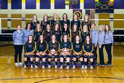 Volleyball 2016 Varsity