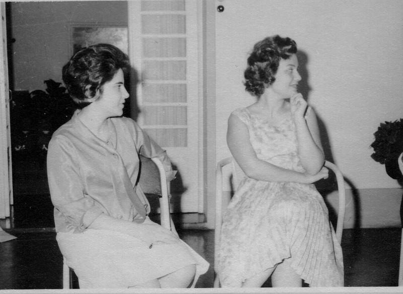 Lili Bexiga e Maria Joao Santos David