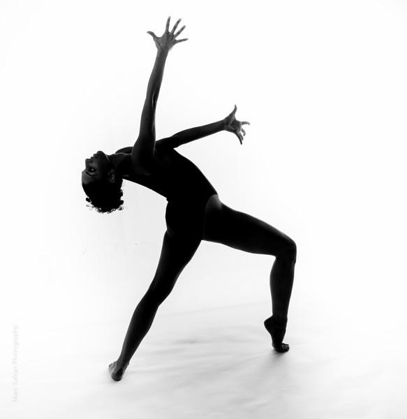Sade Bully - Dancer with Garth Fagan