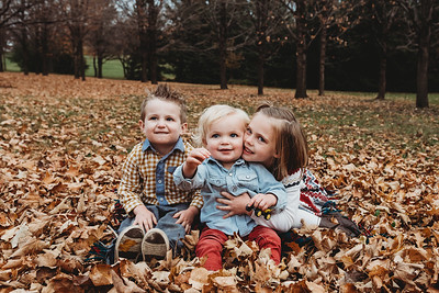Autumn 2018 Page Family session
