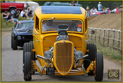 NSRA Cruise Images - Head on