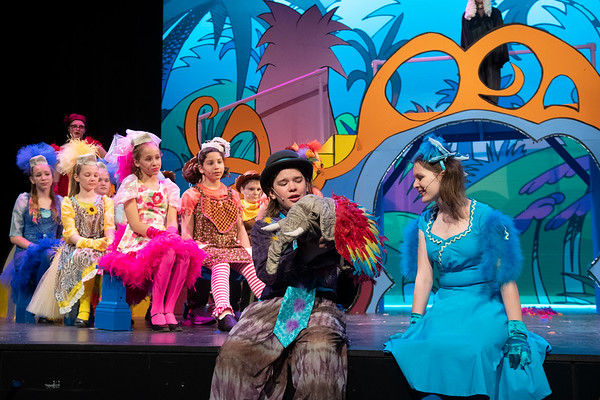 MS Musical Seussical May 2019