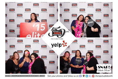 2015-07-13 Yelp Elite at Ruth's Chris Steak House