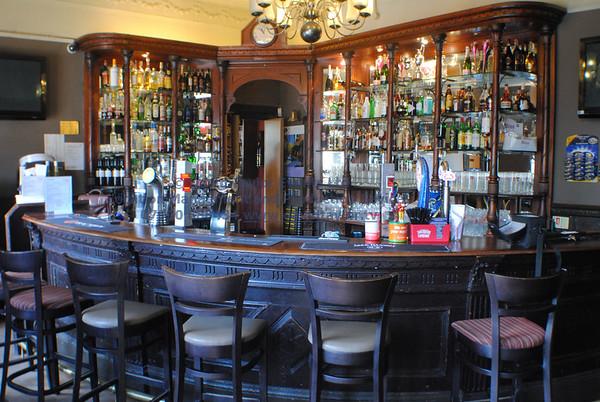 Camphill Vaults bar Nr Glasgow