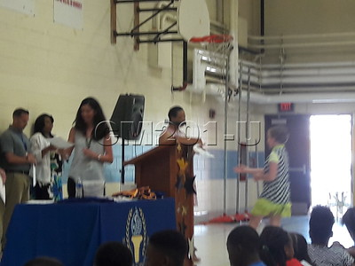 Fifth Grade Recognition Breakfast and Assembly