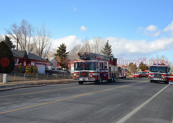 House Fire-Monterey Rd-CSFD