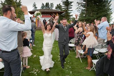 Underwood / Sinclair Wedding