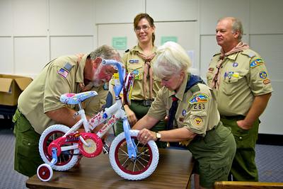 Staff Development, October 11, 2009