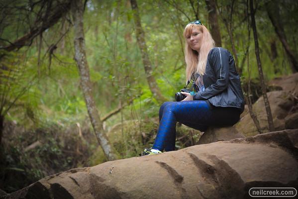 Olinda Falls - 151010