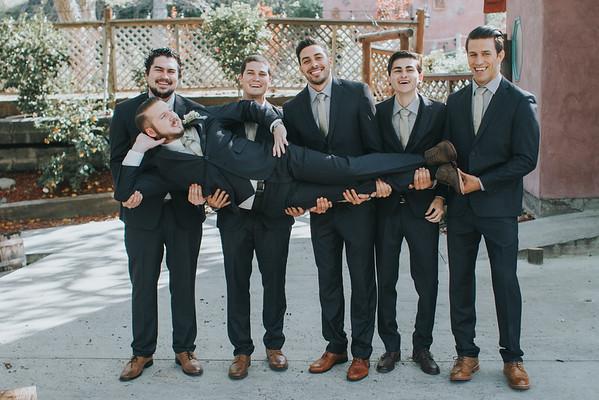 Stephen and His Boys Pre Wedding