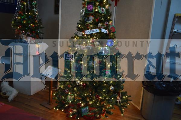Sullivan County Historical Society Annual Tree Exhibit