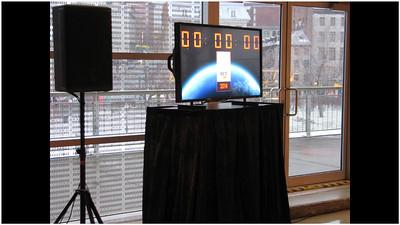 Télévision  (Panneau industriel)