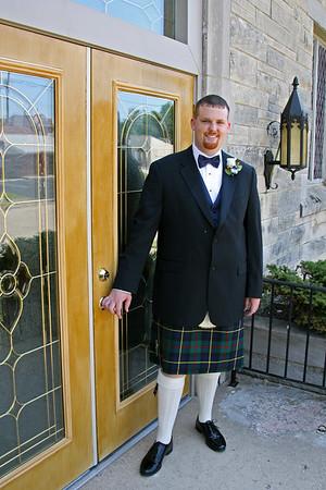 Scott and Lindsey Wedding