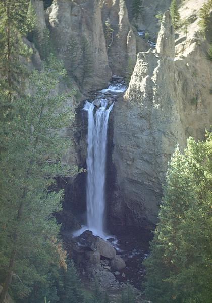 Tower Falls 1948