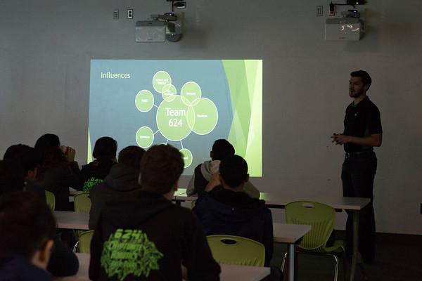 Project Management Class 12-9-17