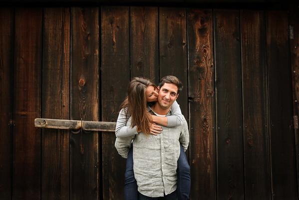 Claire & Dustin
