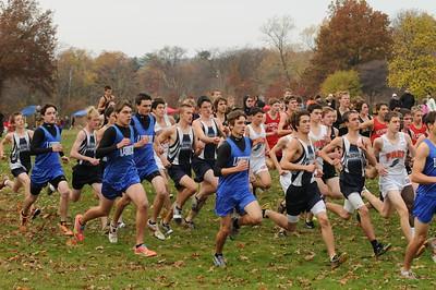 Boys AAA Race