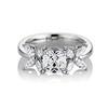 1.47ctw August Vintage Diamond Fancy Ring 0