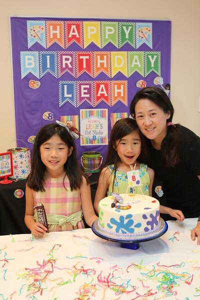 Leah's 8th birthday