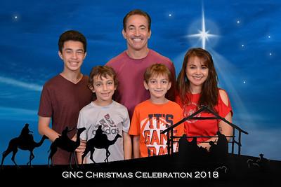 GNC Christmas Celebration 2018
