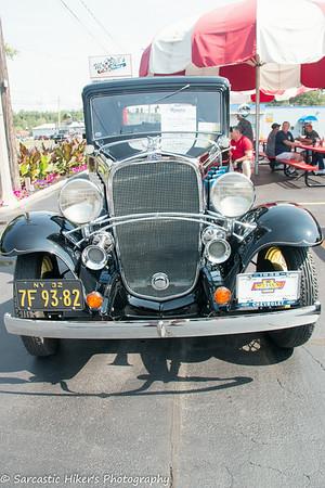 Mr. Bill's Car Hop 7th Annual Car Show