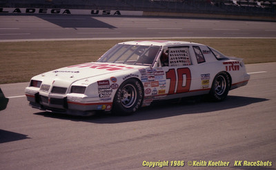 NASCAR 1986 Winston 500