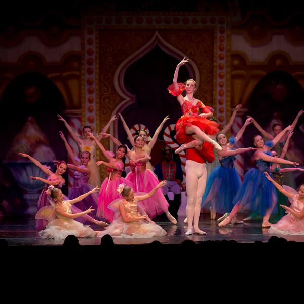 2012 - Ballet America