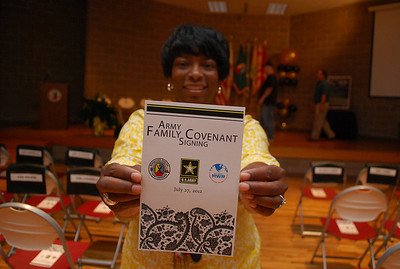 Army Family Covenant & Back-to-School Bash