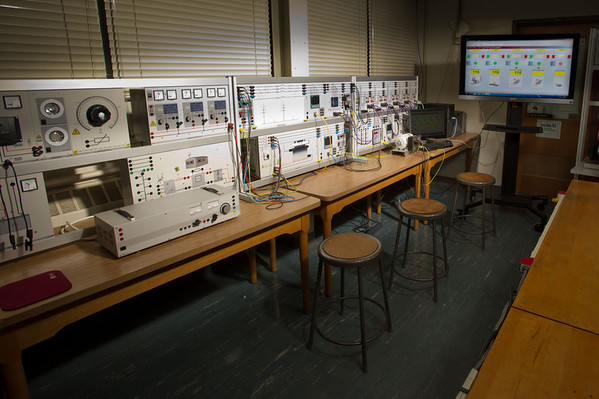 11/29/11 Joint Buffalo State and UB Electrical Engineering Lab