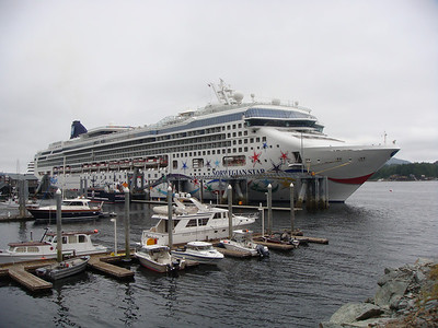 Norwegian Star to Alaska